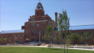 Auraria Campus Tour (CU Denver - MSU Denver - CCD)