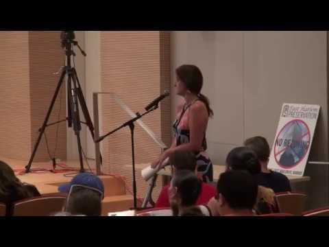 Zone In Video: Manhattan BP Hearing on East Harlem Rezoning Proposal