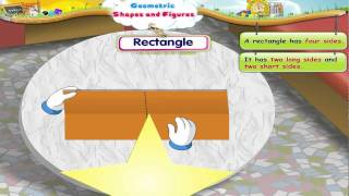 Learn Grade 3 - Maths -  Geometric Shapes and Figures
