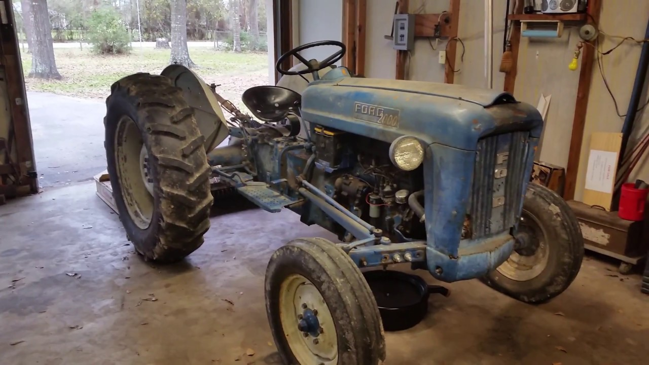 Ford tractor fordtractor
