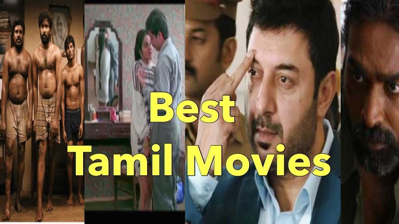Top 10 Best Tamil Movies Of All Time ( IMDB Rating