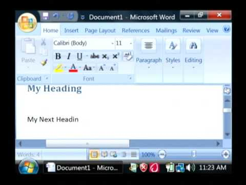 how to add table of contents word mac youtube