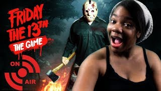 I WILL SURVIVE! | FRIDAY THE 13TH | ROAD TO 1K
