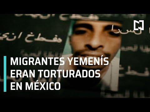 Grupos criminales secuestraron y torturaron a yemenís en México - En Punto con Denise Maerker