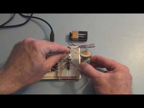 Adafruit dc motor tutorial