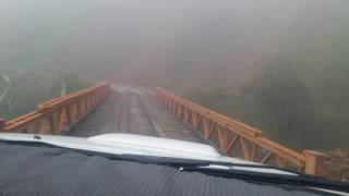 Carretera de Ticrapo Castrovirreyna
