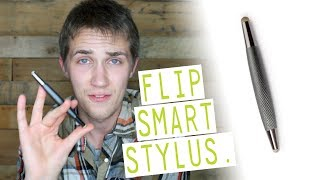 THE SMART STYLUS THAT NEEDS NO BATTERY.