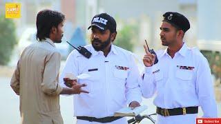 Fake Traffic Police Prank ( HILARIOUS )