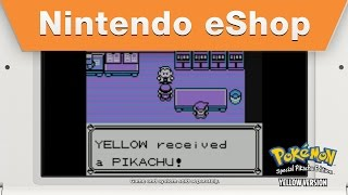 Reacting To my Old Pokemon Yellow Version!