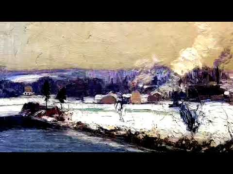 Herb Weidner At the Winter Coast