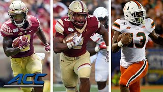 Cam Akers, DeeJay Dallas Among Early ACC Rushing Leaders