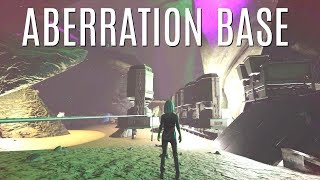 OUR ABERRATION BASE TOUR and Poly Farm - Official 6 Man Tribes - ARK Survival