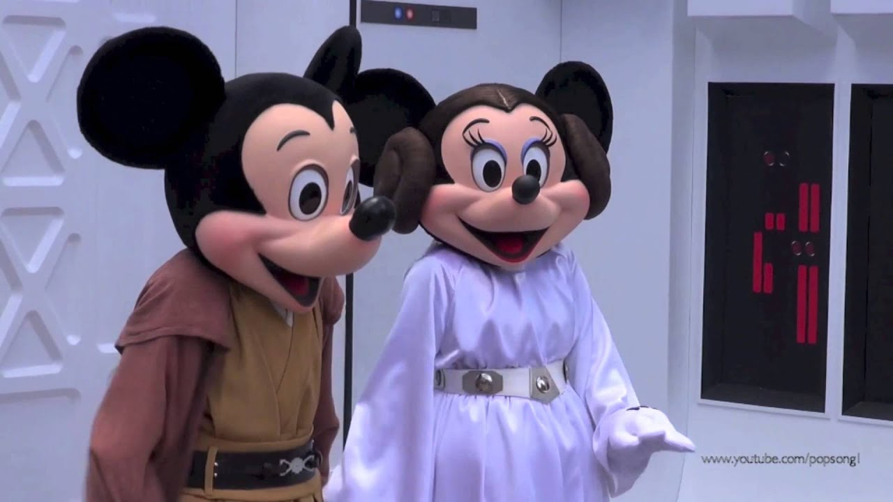 princess leia meet and greet