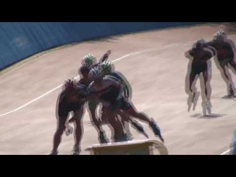 2016 KOREA Sport for All Festival in Seoul Inline Track Game MEN Open Qualification