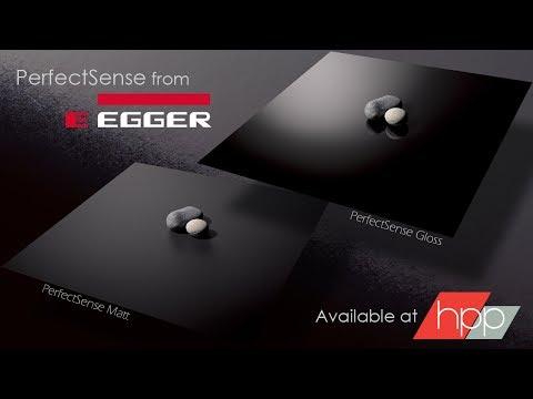 Egger PerfectSense Decors - from HPP