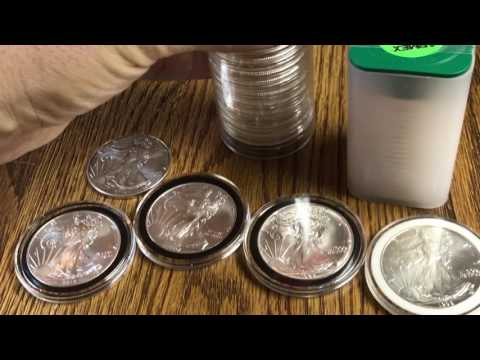 To capsule or not to capsule  your silver coins. That is the question!