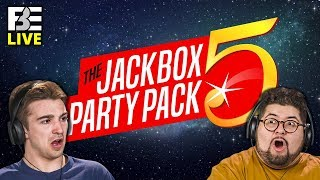 Follower Game Day   Jackbox Party Pack 5
