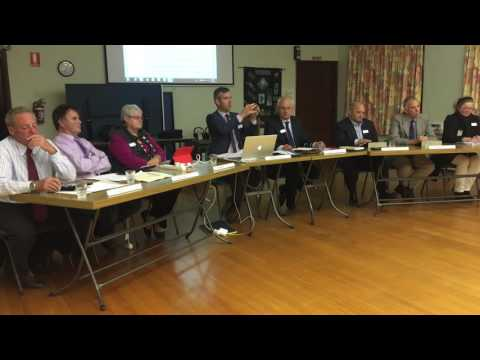 Ordinary Council Meeting - 3 May 2016