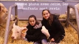 TNLA 2015. Le CFA de Quetigny(21) au SIA à PARIS