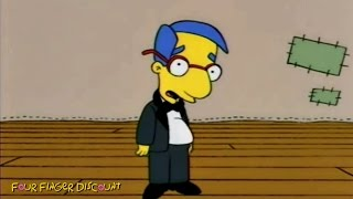 The Best Moments Of Milhouse Van Houten