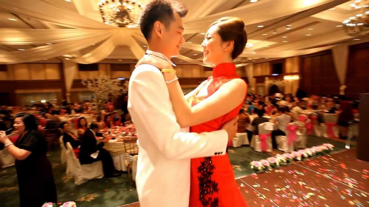 Cyberview Lodge Dinner Malaysia Wedding Video Videographer