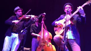 The French Horn Rhythms of Gypsy Jazz: A Night on the Orient Express   Oct. 17, 2014