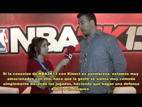 Entrevistamos a Chris Snyder NBA2K13446