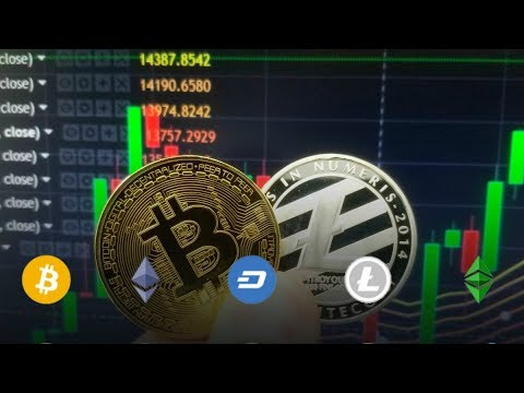 Live Crypto Trading and Market Analysis with Senior Money Manager