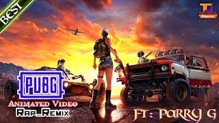 New 2018 PubG Rap Anthem[Life Jaise PubG]||FT: partyG||Amv Remix Version...