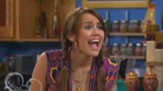Hannah Montana Season 3 - very funny scene with Jackson..