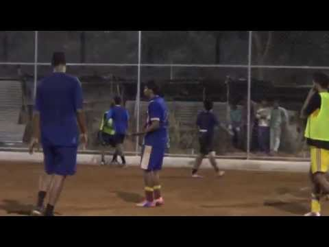 Sportaholic Football League 2015- Grand Finale- Citizen Fc vs The Team