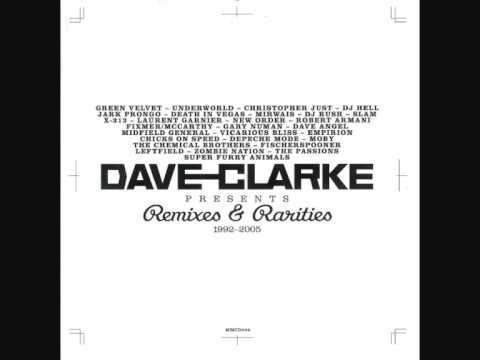 Dave Clarke ft Jane Murphy - Affirmative Magnolia