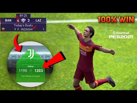 7 TRICKS TO WIN EVERY ONLINE MATCHES IN PES 2021 MOBILE   