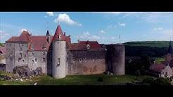 Pays d'Auxois, Chateauneuf et Commarin