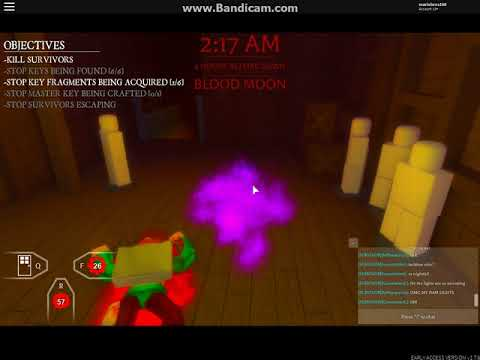 Roblox Before The Dawn Redux Project 0011 Nightfall Gameplay - Before The Dawn Redux Slasher Enenra Gameplay Roblox Youtube
