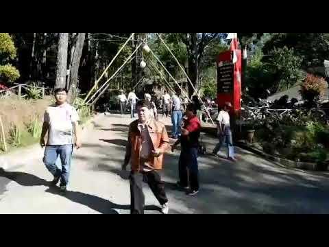 Perhutani Bandung Utara Agustusan Di Cikole