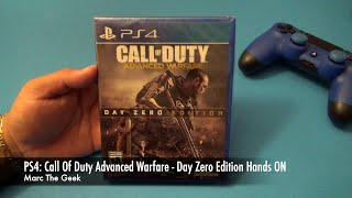 PS4: COD Advanced Warfare - Day Zero Edition Hands On