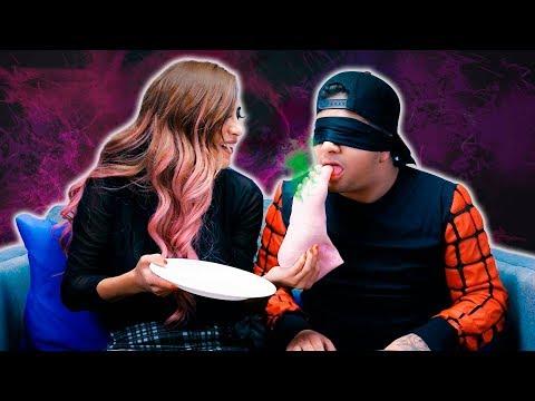 Lengua Challenge | Kim VS Mario Aguilar