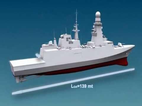 Marina Militare FREMM - Approfondimento