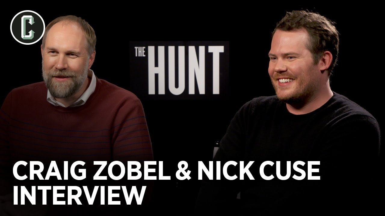 The Hunt Interview: Craig Zobel and Nick Cuse