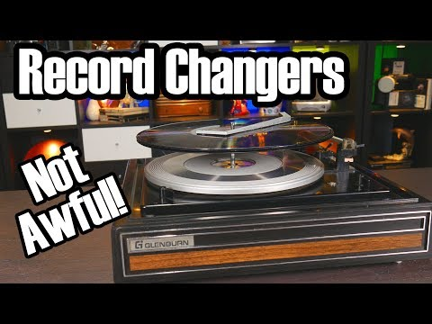 Automatic Record Changers: We used to like them thumbnail