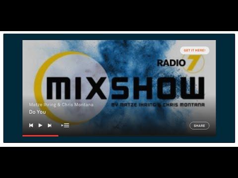 Radio 7 Mixshow Vol. 1 by Matze Ihring & Chris Montana