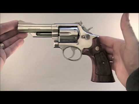 Smith & Wesson Model 66 (no Dash)