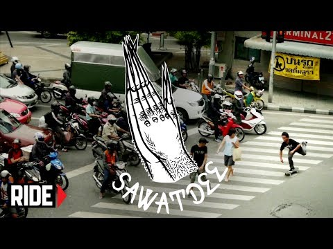 Preduce Skateboards Sawatdee Full Video