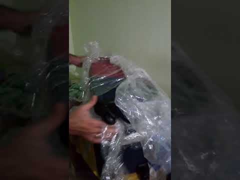 Skybags footloose romeo red 68cm unboxing part 1