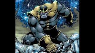 Poderes y Habilidades Thanos MARVEL (616)