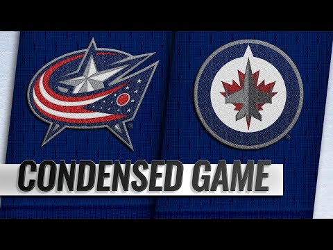 01/31/19 Condensed Game: Blue Jackets @ Jets