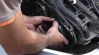 работа 126 мотора с загнутыми клапанами или без шпонки