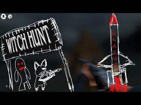 Witch Hunt #17►ВЕЛИКАЯ СТРАТЕГИЯ ВЕДЬМЫ