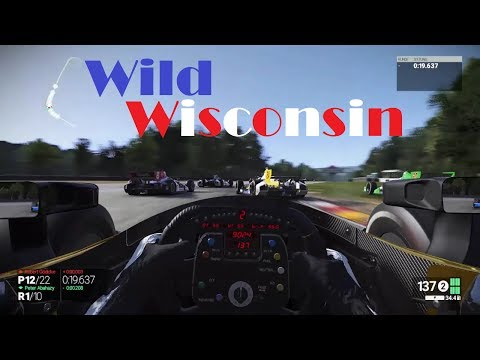 Project CARS Indycar Kohler GP at Road America
